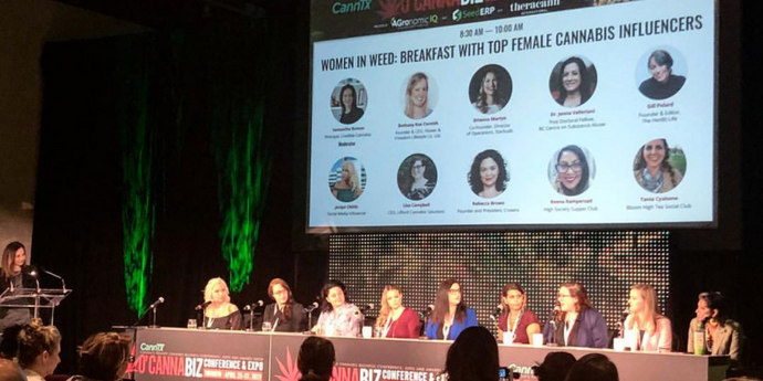 Top female cannabis influencers call for a level playing field at O'Cannabiz