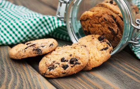 Elevated Hostess: Heavenly Chocolate Chip Cookies