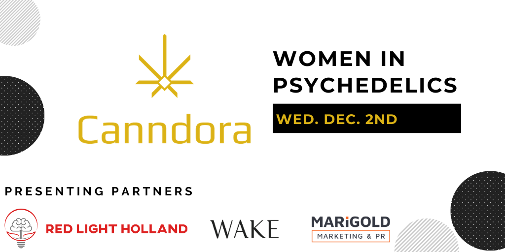 #CanndoraConnect women and psychedelics