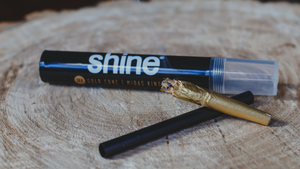SHINE King Gold Blunt