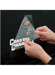 "Coastal Carolina Chanticleers Logo 8"" X 8"" Decal"