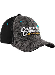 Coastal Carolina Chanticleers Heather Performance Flex-Fit Hat