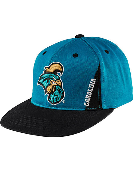 Coastal Carolina Snapback Flatbill Hat