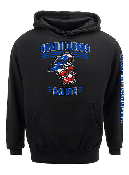 Chanticleers Salute Pullover Hooded Sweatshirt