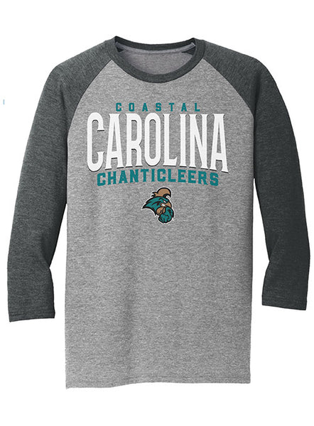Chanticleers 3/4 Sleeve Raglan T-Shirt