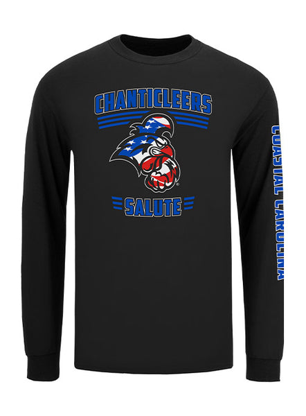 Chanticleers Salute Long-Sleeve T-Shirt
