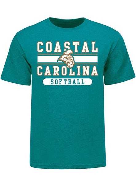 Coastal Carolina Softball T-Shirt