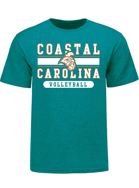 Coastal Carolina Volleyball T-Shirt