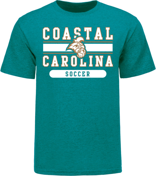 Coastal Carolina Soccer T-Shirt