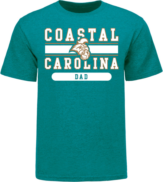 Coastal Carolina Dad T-Shirt