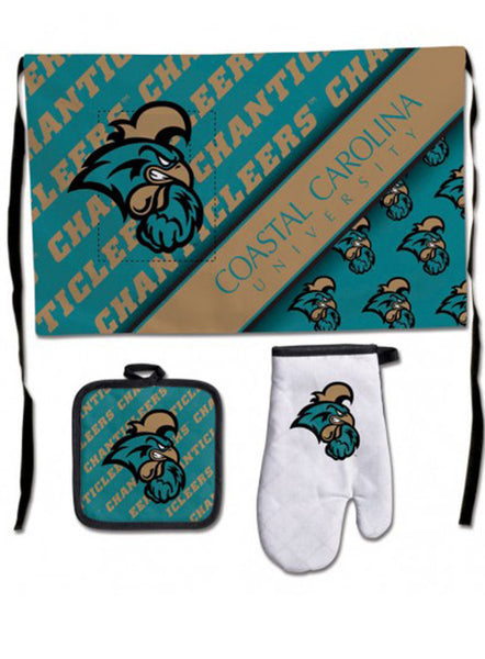 Coastal Carolina University Barbeque Tailgate Set