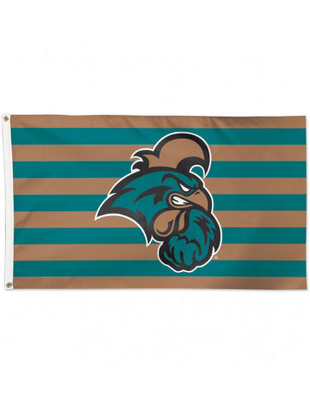 Chauncey Striped Deluxe 3' x 5' Flag