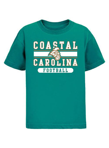 Coastal Carolina Football Youth T-Shirt
