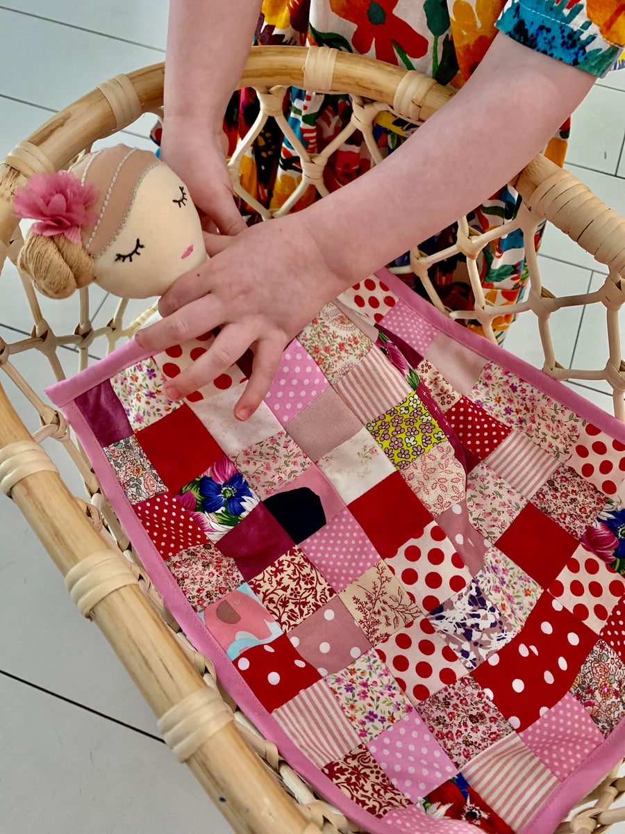 Dolly Play Quilt