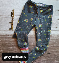 grey unicorns