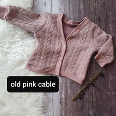 old rose cable