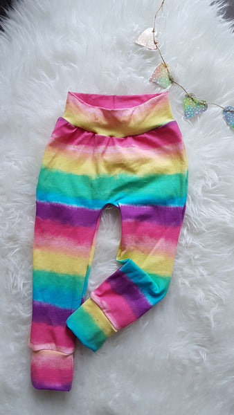 Relaxed leggings (baby to 11-12y)