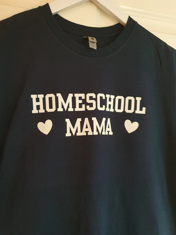 Homeschool mama