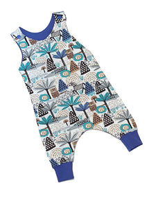 CLEARANCE Animal romper 3-6m