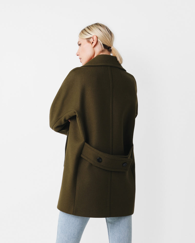 Chaquetón oversize