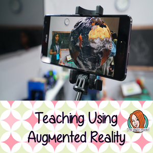 Teaching Children Using Augmented Reality (AR)