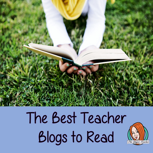 Teacher bloggers to read