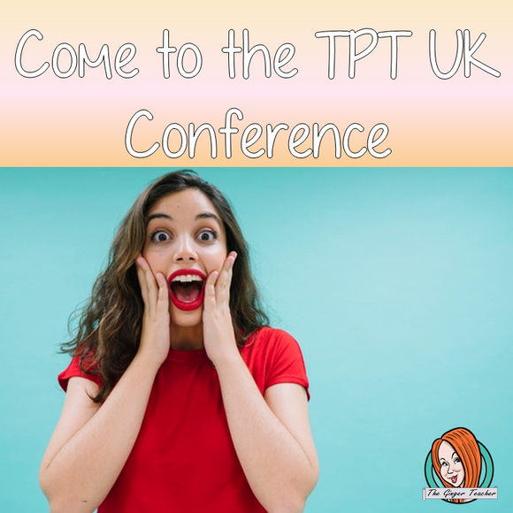 Come to the TPT UK Conference!