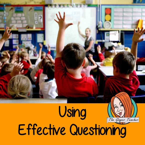 Using Effective Questioning