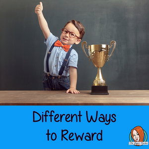 Different types of rewards