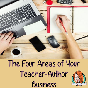 The Four Areas of Your Business