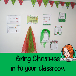 Bringing Christmas in to your classroom