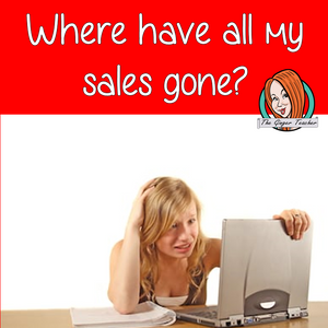 Where have all my sales gone? - Summer Slump