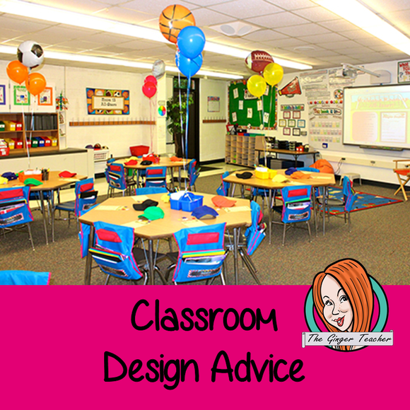 Advice on Classroom Design