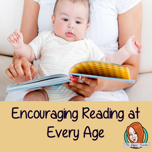Ways to Encourage Reading From a Young Age