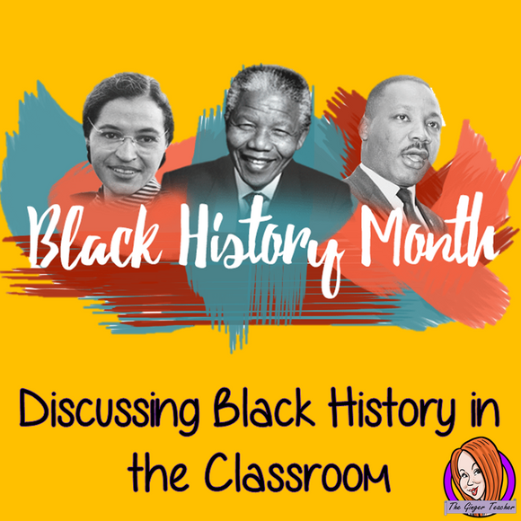 The Difficulties of Discussing Black History Month in the Classroom