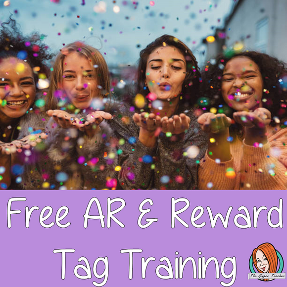 Ever wanted to use reward tags and augmented reality in your classroom?