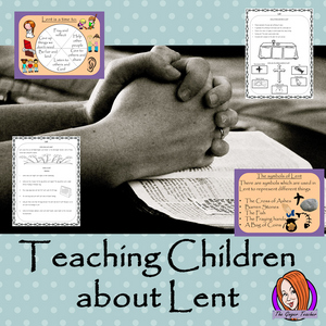 Teaching Children about Lent