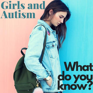 Girls and Autism - Guest Blog From The Autism Junction