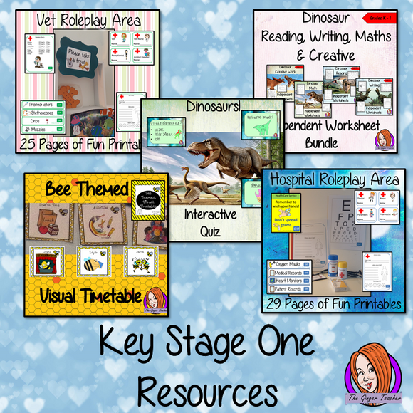 Key Stage One Resources