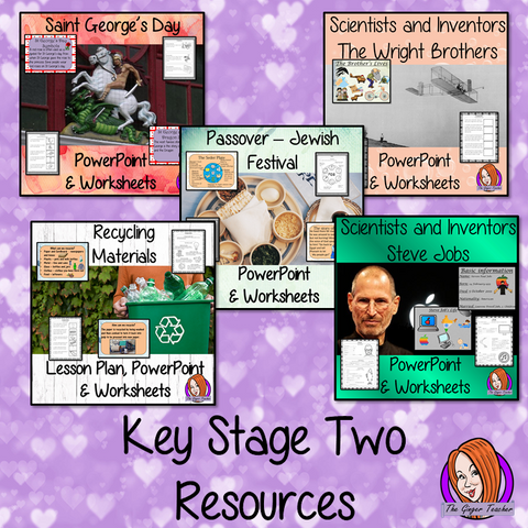 Key Stage Two Resources