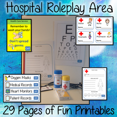 hospital-role-play-areas