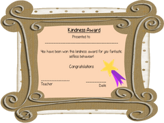kindness-awards-certificate