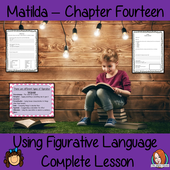 Figurative Language  – Matilda