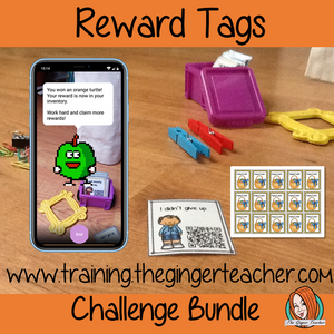 Reward Tags Challenge Bundle Sale!