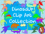 Dinosaur Clipart Collection