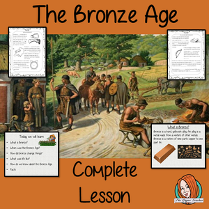 The Bronze Age Pre-History Lesson