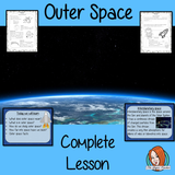 Outer Space Science Lesson