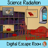 Radiation Science Escape Room Boom Cards