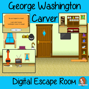 George Washington Carver Escape Room