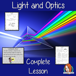 Light and Optics Science Lesson